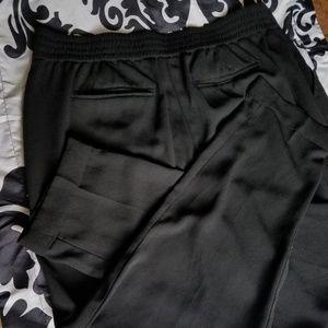 Loft Marisa Fit Black Dress Pants